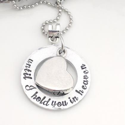 Ashes Keepsake-Until I Hold You in ..