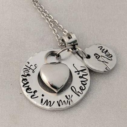 Forever in my Heart Necklace - Hear..